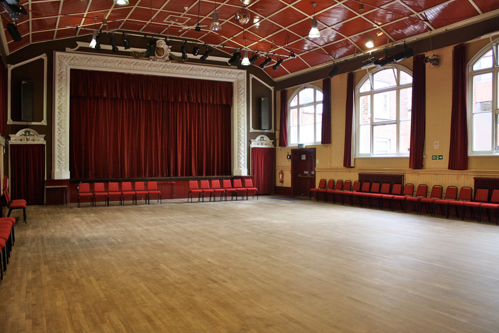 Witham Main Hall